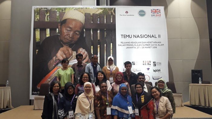 SETAPAK Program Supports Efforts for Equal and Gender Fair Natural Resources in Several Provinces