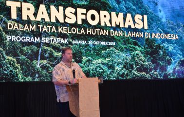 SETAPAK Partner Contributes in Pushing for Transformation of the Management for Forest and Land in 14 Provinces